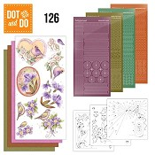 Dot & Do 126 - Vintage Flowers
