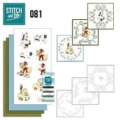 Stitch and Do 81 - Voorjaarsdieren