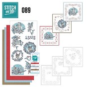 Stitch and Do 89 - Christmas Dreams