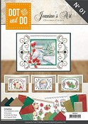 Dot & Do Boek - Jeanine`s Art - Christmas Classics
