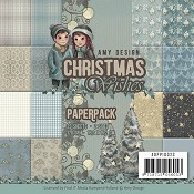 Paperpack Amy Design - Christmas Wishes
