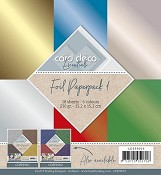 Card Deco Essentials - Foil Paperpack