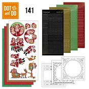 Dot & Do 141 - Bubbly Girls Christmas