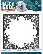 Dies Amy Design - Keep it Cool - Cool Squared Frame