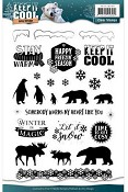Clearstamp Amy Design - Keep it Cool