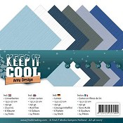 Linnenpakket A5 Amy Design - Keep it Cool