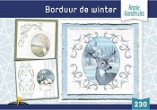 Hobbydols 230 - Borduur de Winter