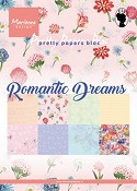 Pretty Papers Marianne Design - Romantic Dreams