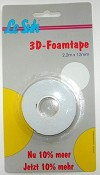 3D Foam op rol - dikte 1,9 mm