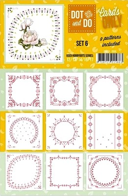 Dot & Do Only Cards Set 6