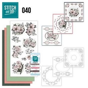 Stitch and Do nr. 40 - Condoleance