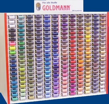 Goldmann kast - Groot